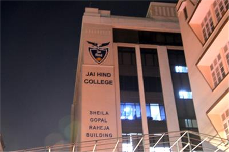 New inaugration of jai hind building